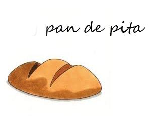 Pan de pita (prueba 1)