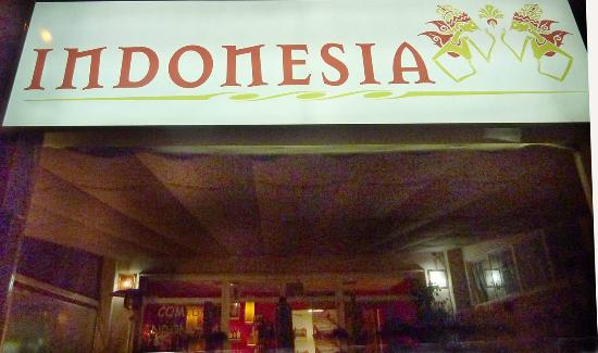 Restaurante Indonesia
