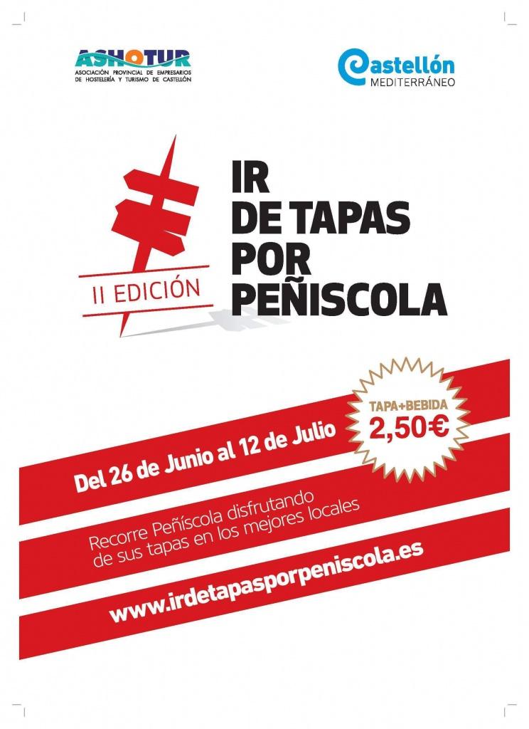 Ir de Tapas por Peñíscola 2015