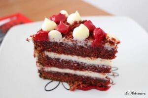 receta de tarta velvet