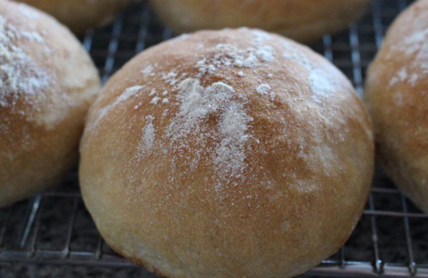 Cómo hacer pan casero, receta básica