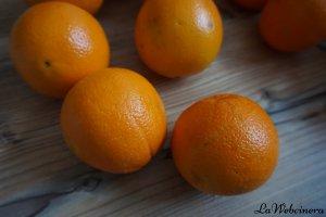 aromatizante natural de naranja.