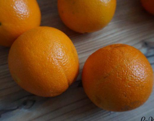 aromatizante natural de naranja