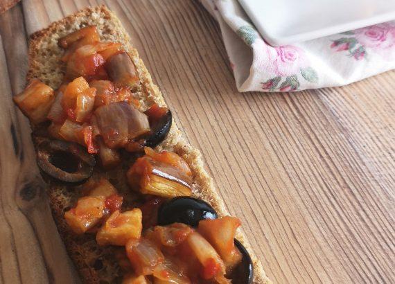 receta de caponata siciliana