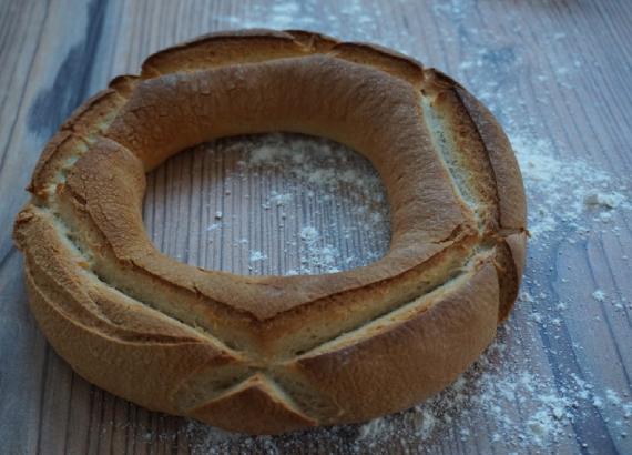 Pan candeal, receta de pan tradicional