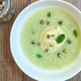 helado de aceite de oliva
