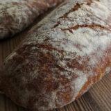 Receta de pan chapata sin masa madre