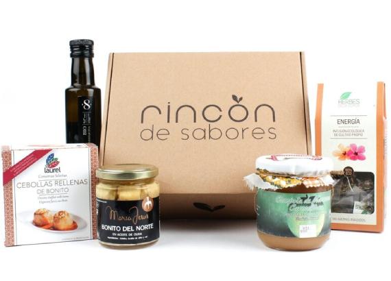 Rincón de sabores, tu caja de suscripción de alimentos ecológicos