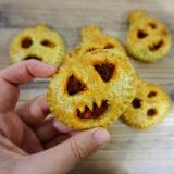 Empanadillas de calabaza, una receta fácil para Halloween