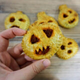 receta fácil halloween