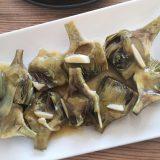 Alcachofas en salsa verde, receta fácil y muy rica