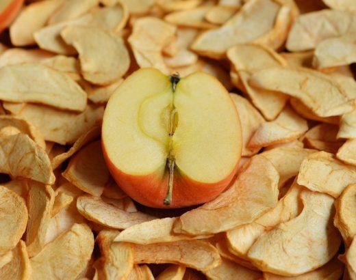 fruta seca EN CASA