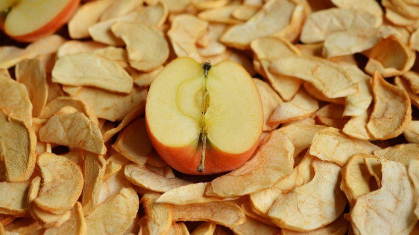 Cómo hacer fruta seca en casa