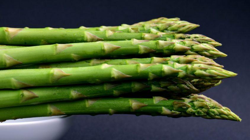 5 recetas con espárragos verdes para aprovechar la temporada