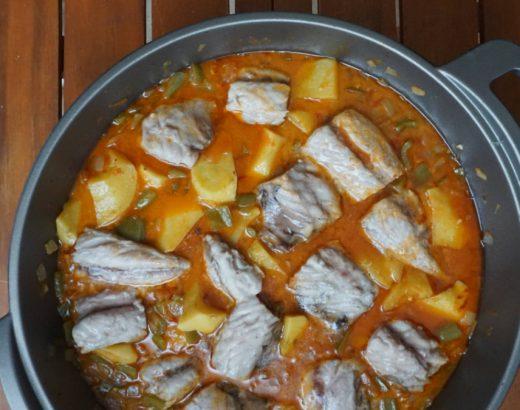 marmitako de caballa