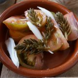Raïmet de pastor en salmorra, la picaeta Alcoyana