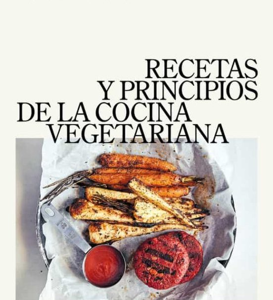 Los mejores libros de cocina vegetariana de 2021