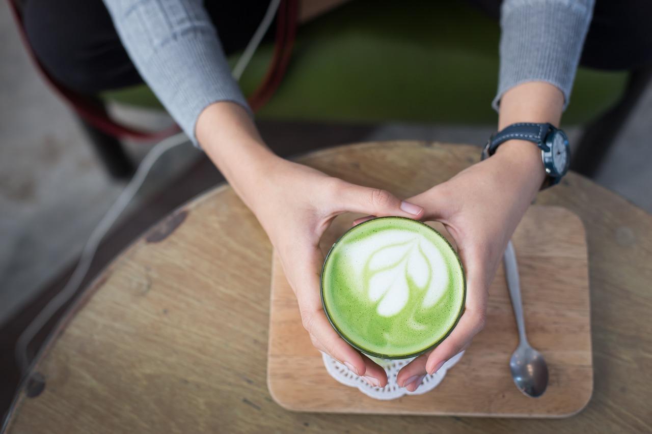 usos del té matcha