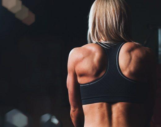 la nutrición en el fitness