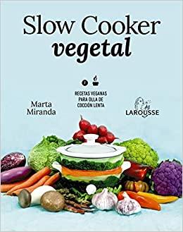 libros olla cocción lenta