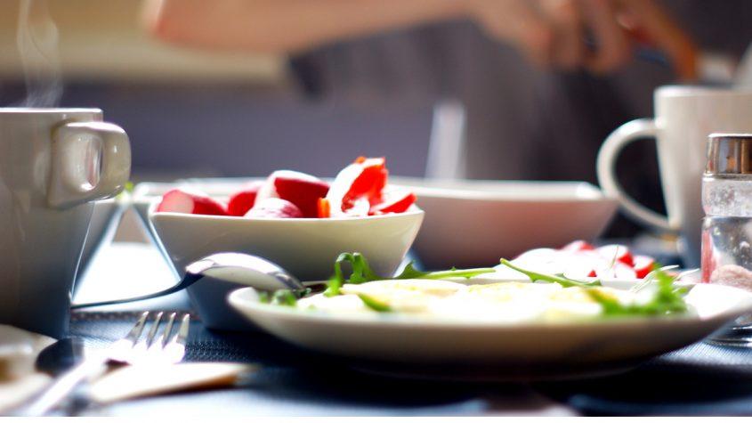 5 ideas para un desayuno saludable
